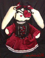 Nurse Bunny Redux by strawberrybloodsoda