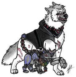 Pupper Nick, Gemeownius by TebbyZed