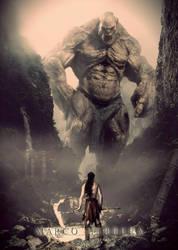 Titan's Path by MarcoHerrera