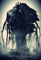 Black Widow by MarcoHerrera