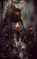 Dark Forest Guardians by MarcoHerrera