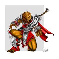 Dragonborn revised by grandanvil