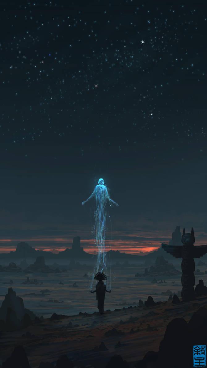 Soul Ascending by JoshHutchinson