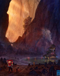 The Inn by JoshHutchinson