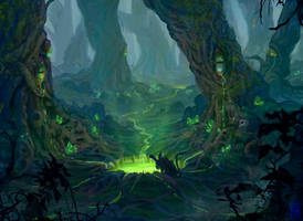 Rumination Pool by JoshHutchinson