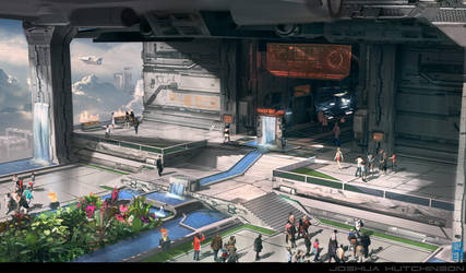Habitat 45 by JoshHutchinson