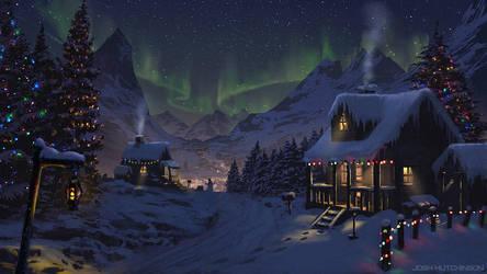 End of Winter by JoshHutchinson