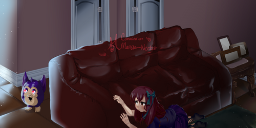 Hiding Place by Mango-Nectar