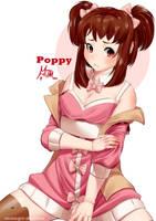 Poppy Cute by Mango-Nectar