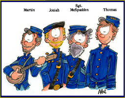 Guys from Andersonville by hankinstein
