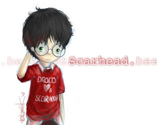 Scarhead by jneb