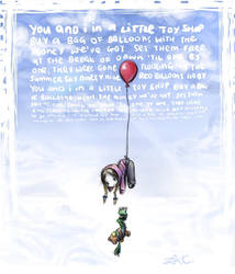 Ninety-Nine Red Balloons by jneb