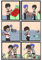 Shopping by tobiveroxd