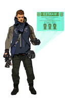 bounty hunter by ashleyboonePierce