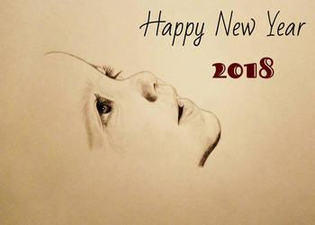 Happy New Year ! by juprima