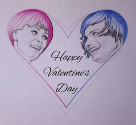 Happy Valentine's Day  by juprima