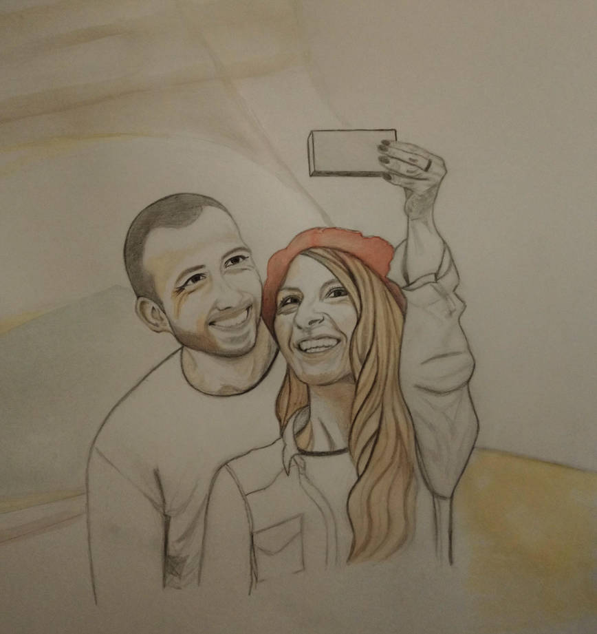 Selfie by juprima