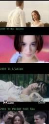 Evolution of Alizee by Almafan