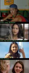 Evolution of Jessica Alba by Almafan