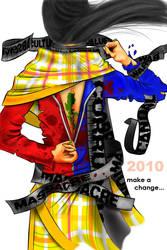 Make a Change by dArkeRiaNnE
