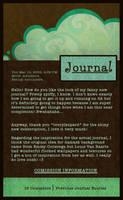 Journal Layout by tyleramato
