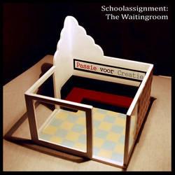 Schoolassignment: Waitingroom by Adventures-of-Pepijn