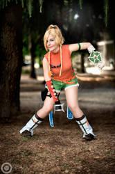 Rikku - Ready to fight! by Bexxin