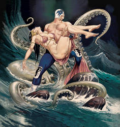 master of the seas by RAFAELGALLUR