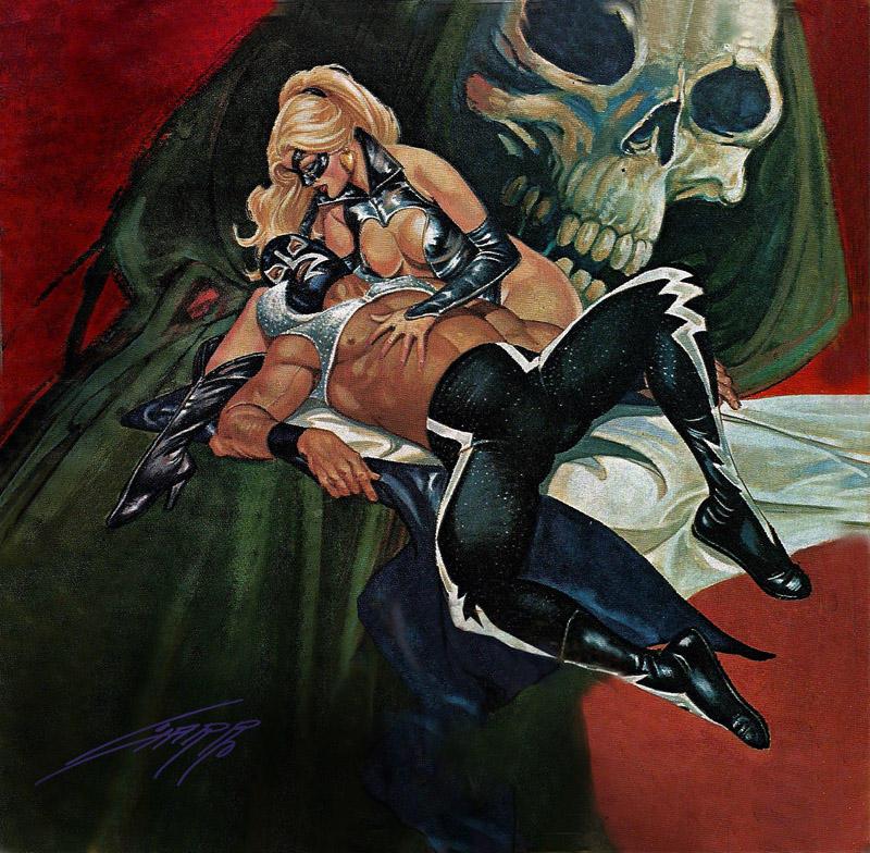 ROUND OF DEATH by RAFAELGALLUR