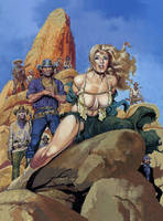 WOMEN OF THE SHERIFF by RAFAELGALLUR