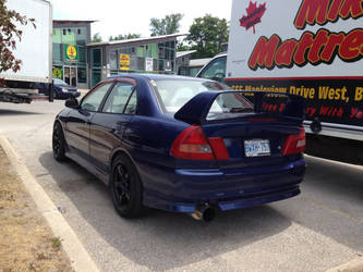 First Evo IV I've seen, part 2 by Ripplin