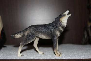 Breyer Wolf Stock by Lovely-DreamCatcher