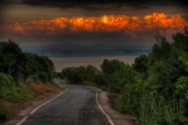 Island Road by Stillmind