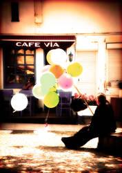 Cafe via by Stillmind