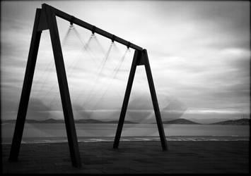 Ghost swing by Stillmind