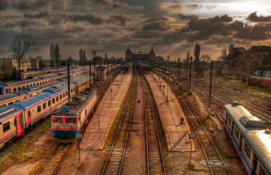 Haydarpasa Station by Stillmind