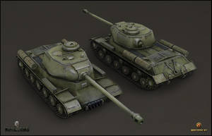 IS-2 by Zanng