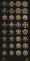 Achievements by Zanng