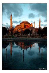 Hagia Sophia 1 by mlhplt