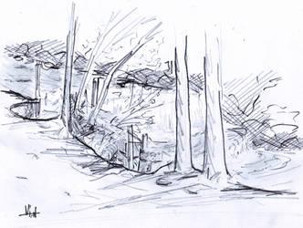 Sketch Nature by NitenNoYume