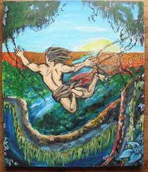 Tarzan by NitenNoYume
