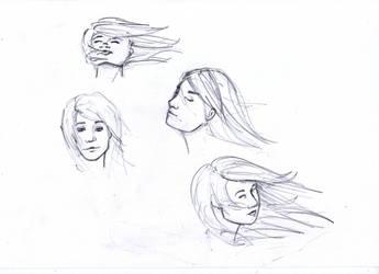 Sketch by NitenNoYume