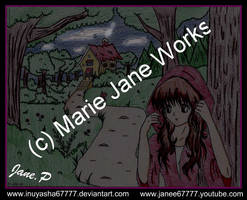 Little Red Ridding Hood by MarieJaneWorks