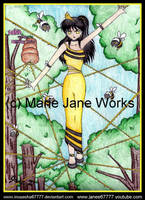Loka of the demon bees- AFFT by MarieJaneWorks