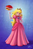Princess Peach by Kate3078