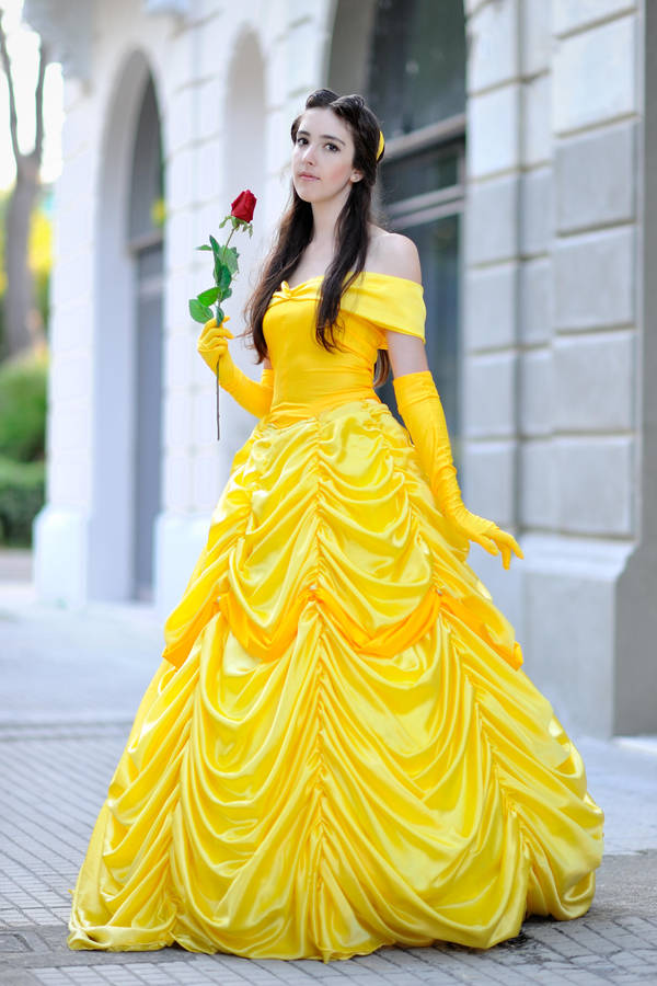 Belle - the beauty by Cami86
