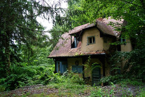 Lost House by luccyk