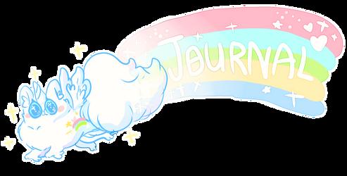 Rainbow sparkle love by BubbleDriver