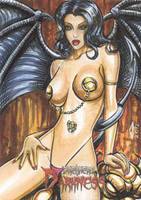 DREAMERS OF DARKNESS BAD SUCCUBUS by AHochrein2010