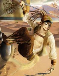 treasure hunter by Aziell